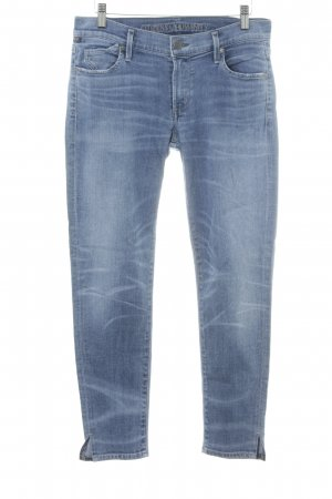 Citizens of Humanity Slim Jeans stahlblau Marine-Look
