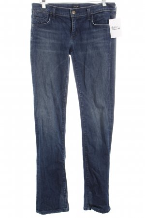 Citizens of Humanity Straight-Leg Jeans dunkelblau Casual-Look