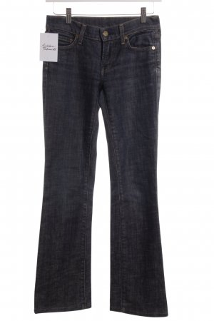 Citizens of Humanity Straight-Leg Jeans dunkelblau Jeans-Optik