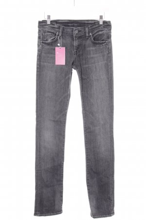 Citizens of Humanity Straight-Leg Jeans mehrfarbig Street-Fashion-Look