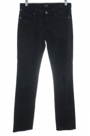 Citizens of Humanity Straight-Leg Jeans schwarz Casual-Look