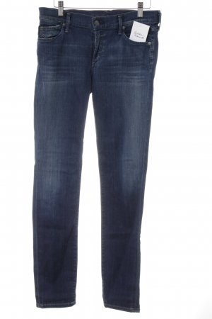 Citizens of Humanity Stretch Jeans dunkelblau Casual-Look