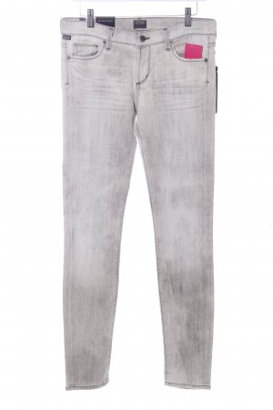 Citizens of Humanity Stretch Jeans hellbeige-hellbraun Jeans-Optik