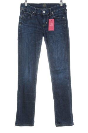 Citizens of Humanity Pantalon strech bleu foncé Aspect de jeans