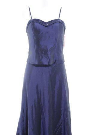 """City Girl Abendkleid """"inkl. Stola"""" dunkelviolett"""