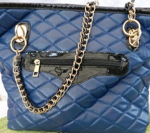 City/Stadt Damenhandtasche - Shopper - Shopping Bag - neu