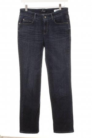 "CJeans Straight-Leg Jeans ""Norah"" dunkelblau"
