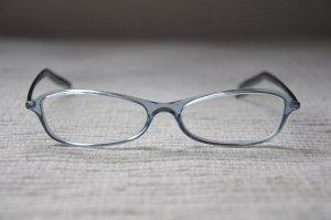 CK Brille Calvin Klein eisblau brillenfassung