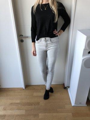 CK Calvin Klein Jeans High Rise Ankle Jeans grau Neu