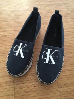 CK Calvin Klein Loafer Marine Gr 37