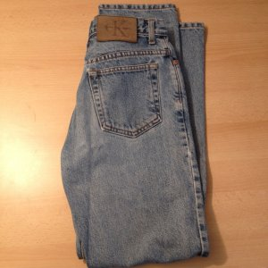 "CK Calvin Klein ""Mom Jeans"" - Gr. 38"