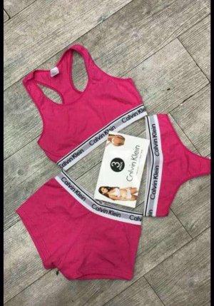 Calvin Klein Bikini rosa
