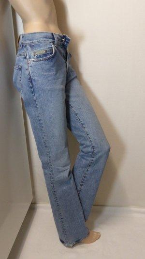Calvin Klein Jeans Spijkerbroek lichtblauw-leigrijs Katoen