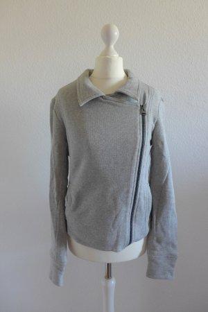 CK One Calvin Kein Jeans Sweatjacke Sweater Blazer Jacke grau Gr. M 36/38