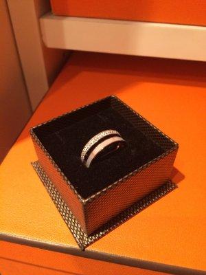Calvin Klein Zilveren ring roségoud Edelstaal