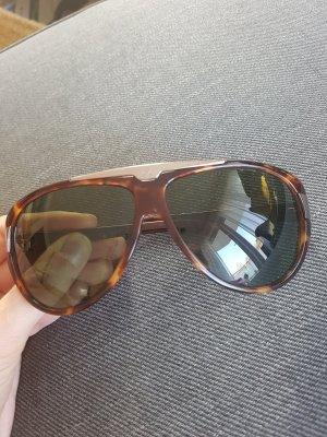Calvin Klein Zonnebril zwart-bruin