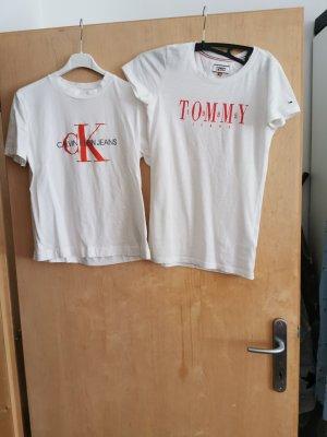 ck und th shirts