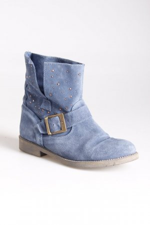 CKM boots suede boots