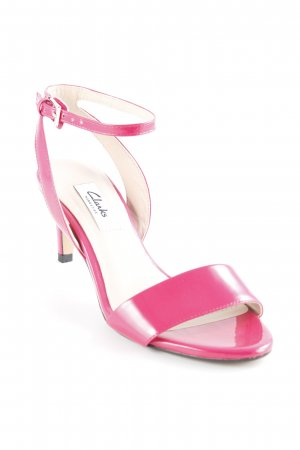 Clanks Spangen-Pumps magenta Casual-Look