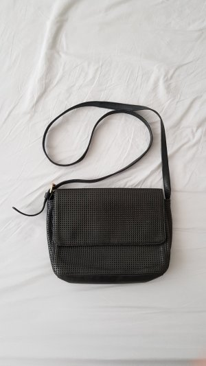 & other stories Crossbody bag black leather