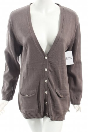 Clarina Cardigan grau Casual-Look