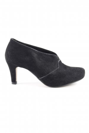 Clarks Ankle Boots schwarz Casual-Look