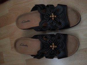 Clarks Mule noir