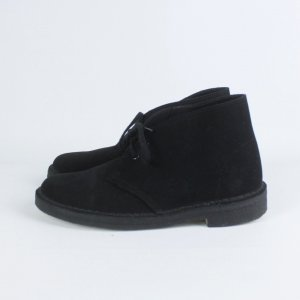 Clarks Chukka boot noir cuir