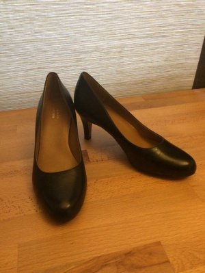 Clarks Collection Arista Pumps schwarz Leder 38