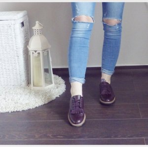 Clarks Zapatos Budapest multicolor Cuero