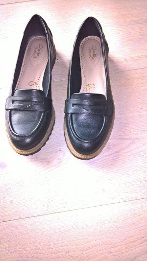Clarks Griffin Milly Schuhe schwarz Gr. 41(40)