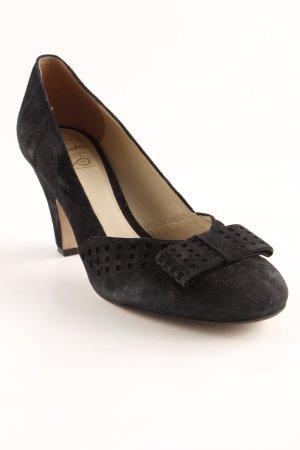 Clarks High Heels schwarz Elegant