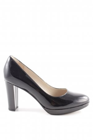Clarks High Heels schwarz Party-Look