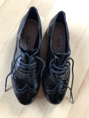 Clarks Zapatos Budapest negro
