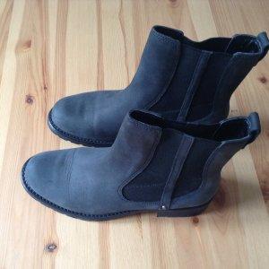 Clarks Orinoco Club Boots in schwarz, 38,5