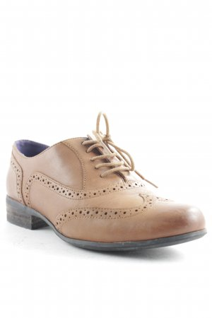 Clarks Oxfords brown-light brown business style
