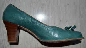 Clarks Pumps in Türkis/Petrol