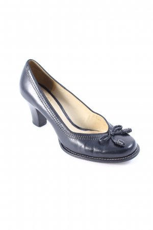 Clarks Pumps schwarz Casual-Look