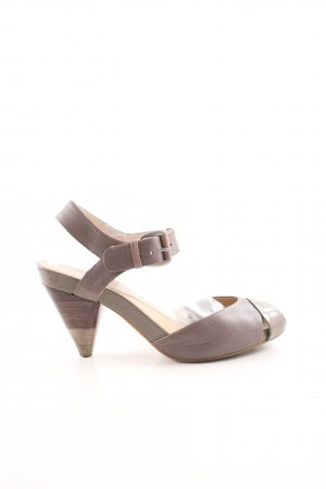 Clarks Riemchen-Sandalen braun Casual-Look