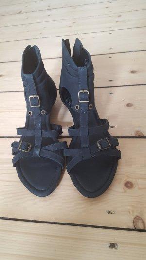 Clarks Sandalen schwarz