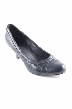 Clarks Slip-on Shoes black business style