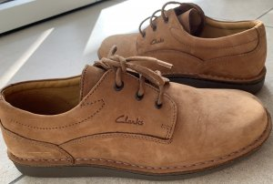 Clarks Scarpa Oxford multicolore