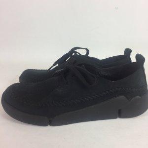 Clarks Schuhe Gr. 36 schwarz Trigenic NEU