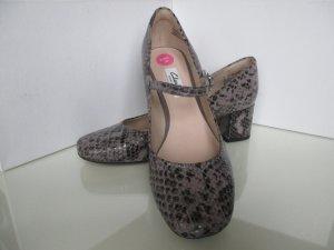 Clarks Schuhe Leder, Größe 38, neu.