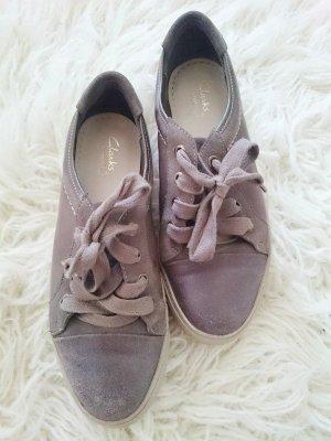 Clarks Schuhe Sneakers Gr. 38
