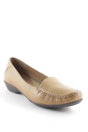 Clarks Babouche marron clair style classique