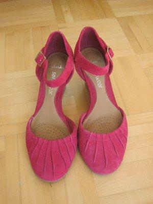Clarks ( softwear) sehr bequeme Schuhe