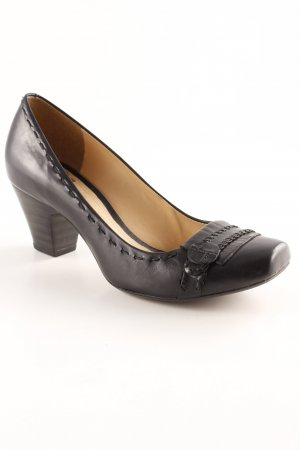 Clarks Loafers zwart elegant