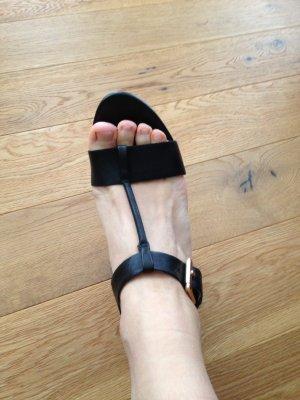 Clarks Wedges Sandalen Sandaletten mit Keilabsatz 39,5
