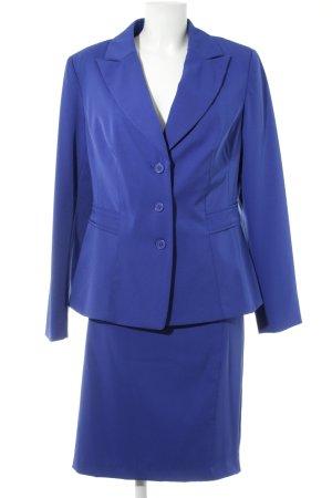 Class Ladies' Suit blue business style